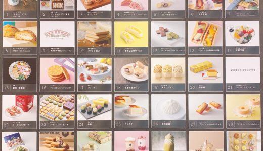 東京駅の東京ギフトパレットの33店を紹介!営業時間、お取り寄せ情報も